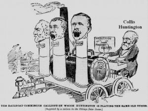 1895 railroad commission comic