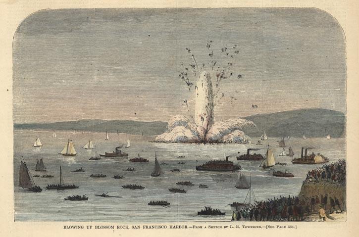 1870 blossom rock blown