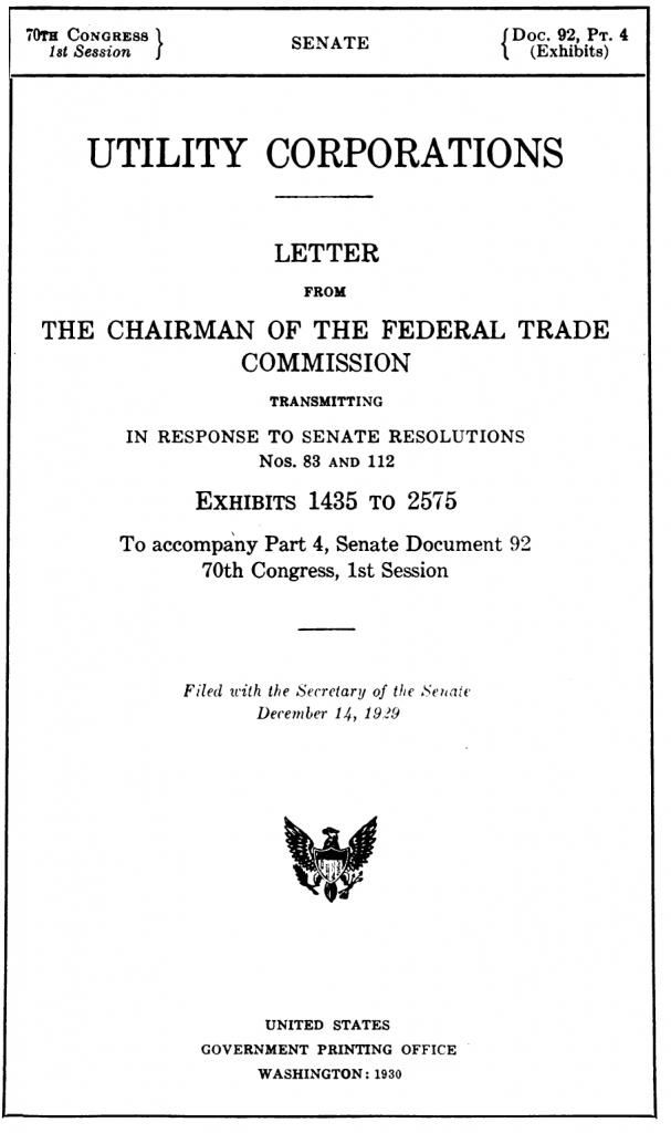 1929 12-14 EXHIBITS 1435-2575