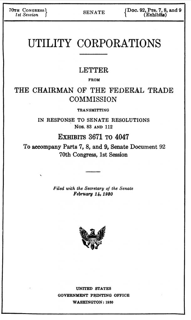 Exhibits 2-14 1930